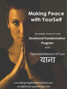Making Peace with YourSelf 6weeks